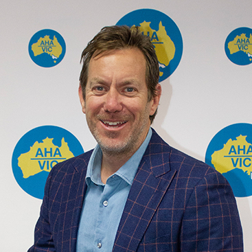 Matt Mullins Australian Hotels Association Victoria
